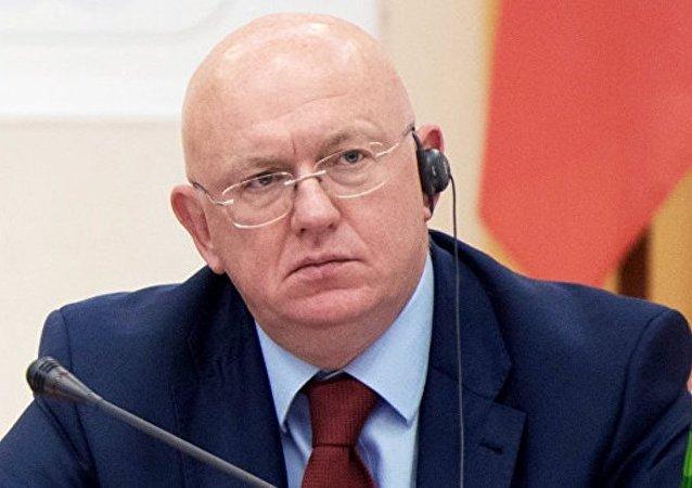 綜述:俄羅斯新任常駐聯合國代表涅邊賈其人