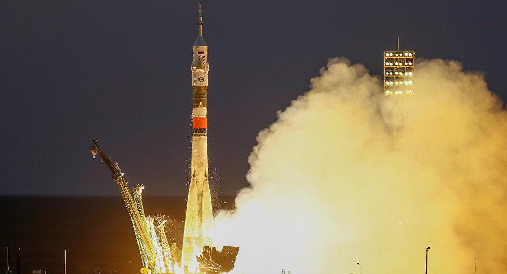 Запуск Союз МС-05