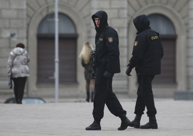白俄羅斯學校少年持刀傷人致死後落網