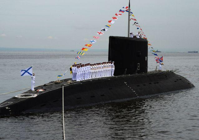 約40艘太平洋艦隊戰艦和艦船將參加符拉迪沃斯托克的海軍日慶祝活動
