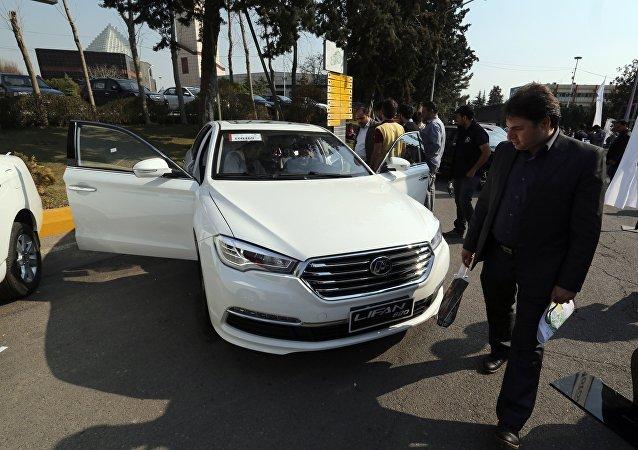 中國汽車在俄銷量中SUV的份額超過80%