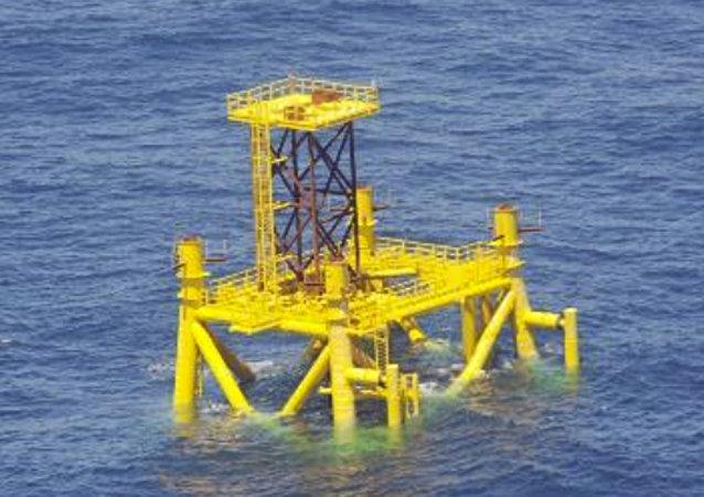 日本抗議中國勘探東海爭議區域天然氣資源