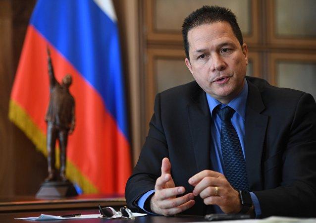 委內瑞拉駐俄羅斯大使托爾托薩
