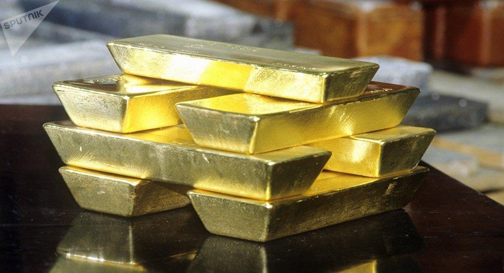 土耳其從美國撤出黃金儲備