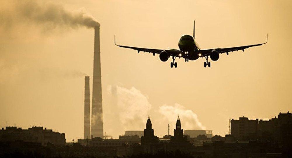 沒有在緊急降落敖德薩的航班上發現爆炸物