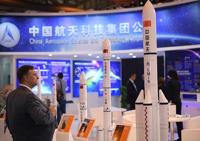 媒體:俄國家杜馬年底前將批准俄中火箭-航天技術知識產權保護協議