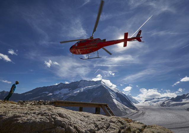 媒體:兩名德國登山愛好者攀登勃朗峰時遇難