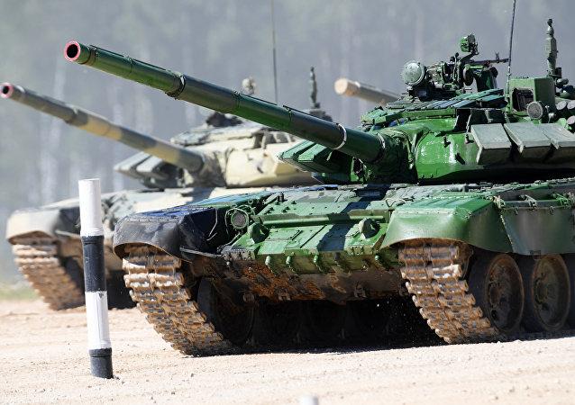 「坦克兩項」