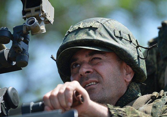 國際軍事比賽框架內的「晴空」比賽