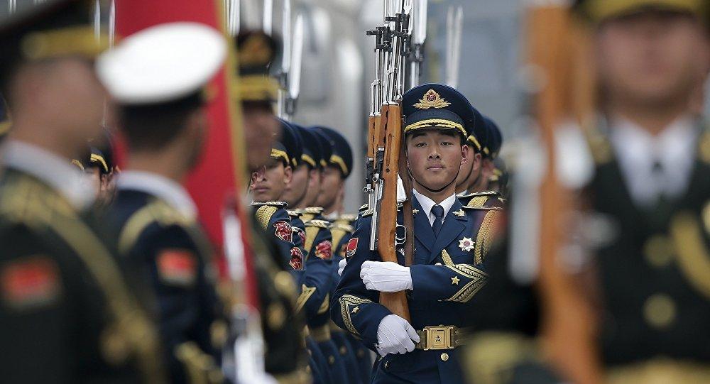 俄專家談中國新設軍事機構的職能