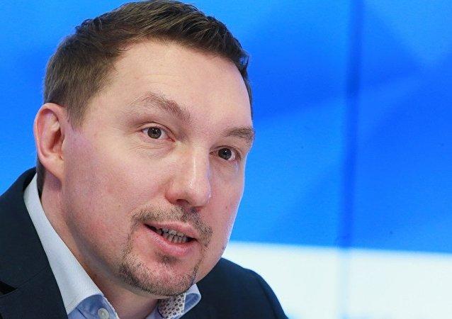 俄羅斯互聯網事務監察員德米特里·馬里尼切夫
