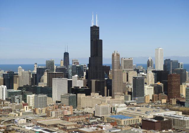 芝加哥摩天大樓電梯從95層墜落 被困人員成功獲救