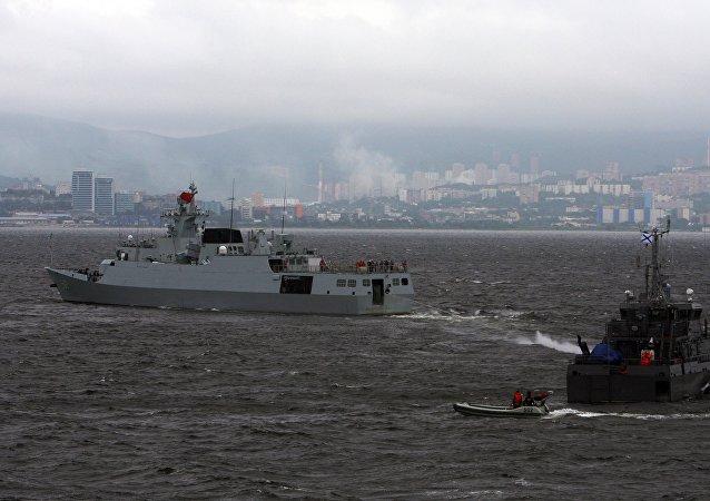「海洋之杯2017」國際軍事比賽
