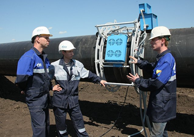 專家:「西伯利亞力量」輸氣管道通氣將可能影響全球天然氣價格