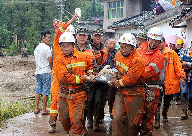 四川地震 (2017年8月8日)