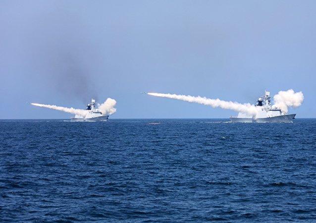 中國警告美國不要在台灣問題上玩火