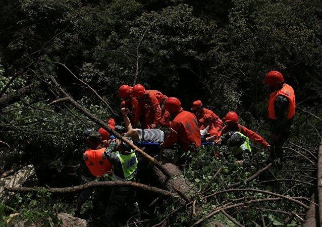 四川地震已致25人死亡