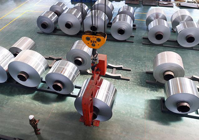 中俄就加強鋁工業合作達成多項共識