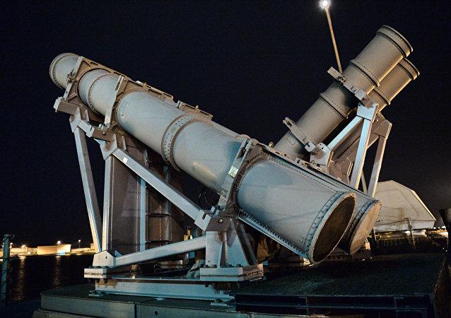 美國魚叉反艦導彈