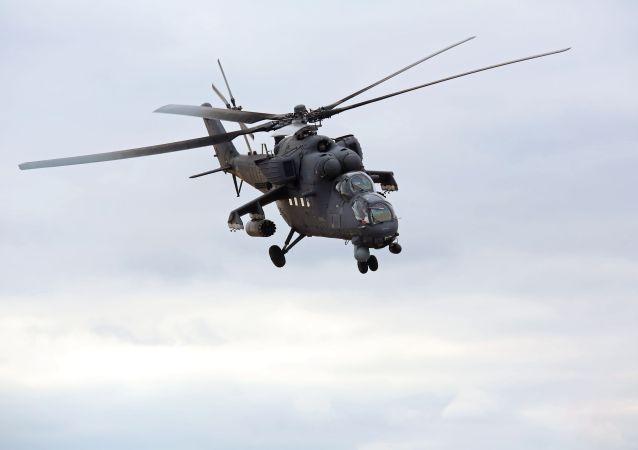 烏茲別克斯坦與俄羅斯簽訂12架米-35直升機的採購合同