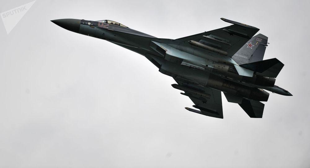 蘇-35飛機