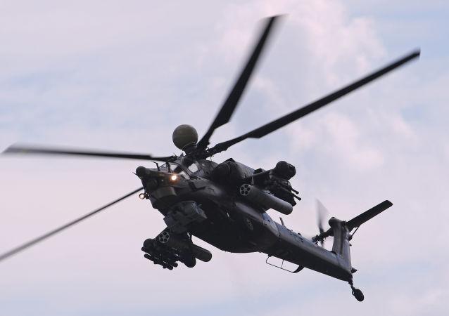 米-17直升機