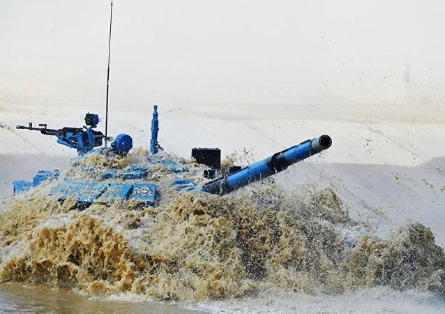 約200名武官和300名觀察員將到訪國際軍事比賽閉幕式