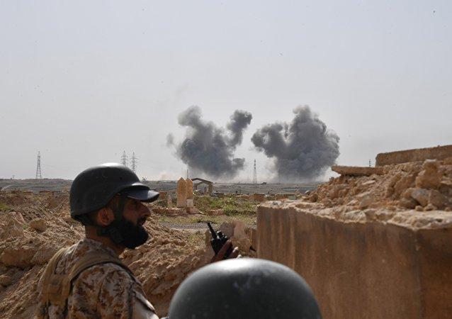 專家:俄羅斯軍事顧問在敘利亞軍事行動制定中發揮著關鍵作用