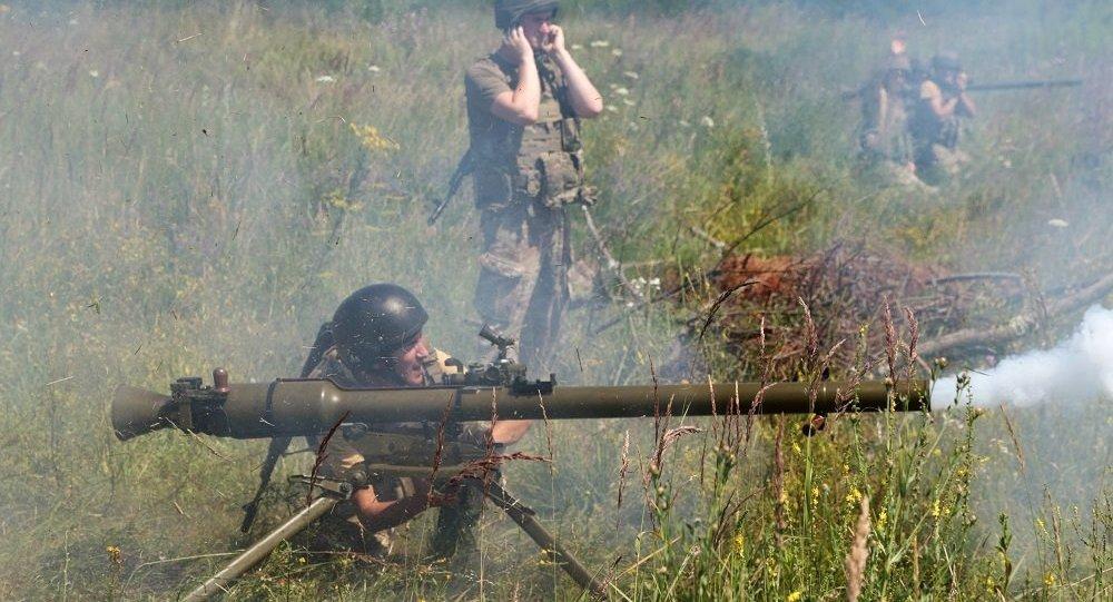 烏克蘭軍隊