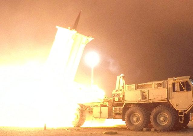 美國防部:10個補充薩德反導系統將耗資4.6億美元