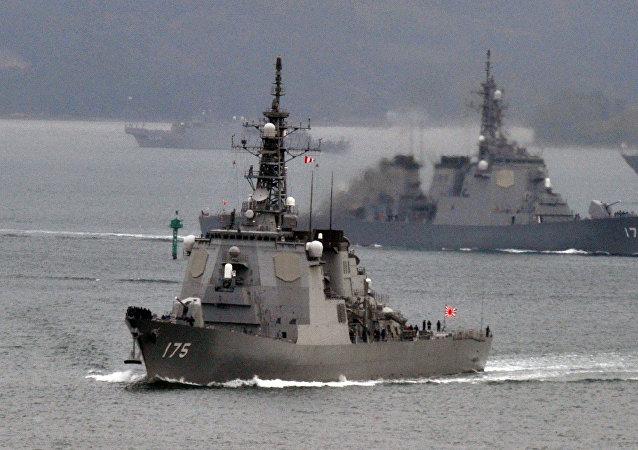 日本海軍(資料圖片)