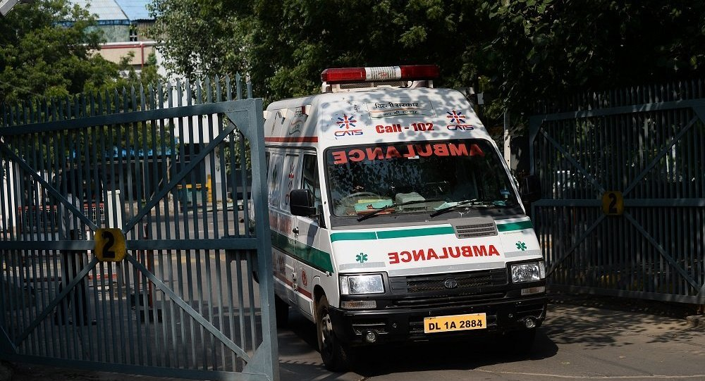 印度救護車