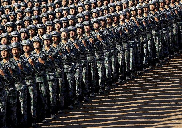預算報告:2019年中國國防支出同比增長7.5%