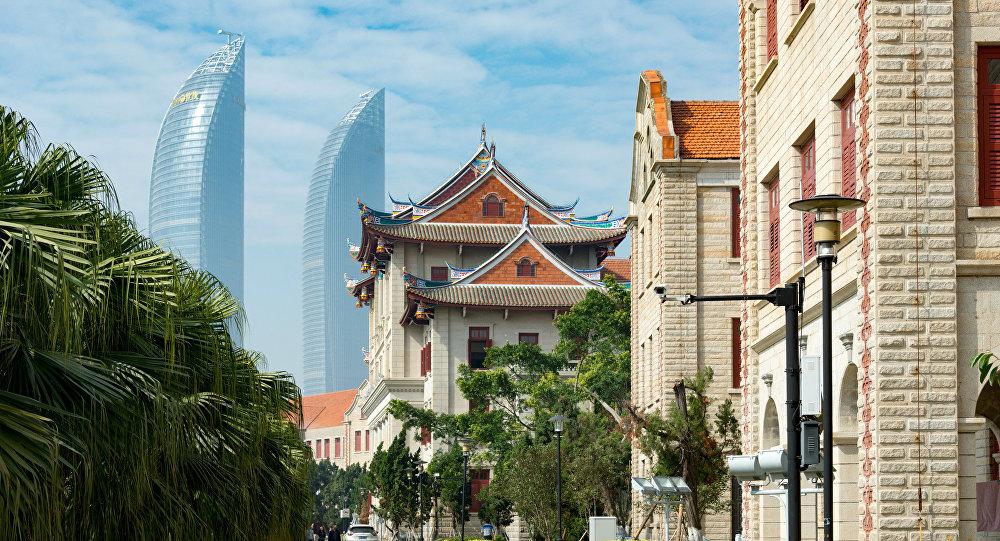 Xiamen