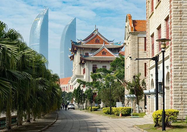 俄公民1月1日起赴中國廈門等五城可享受144小時過境免簽政策