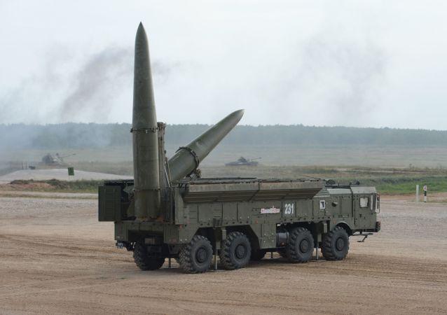 「伊斯坎德爾」戰役戰術導彈系統