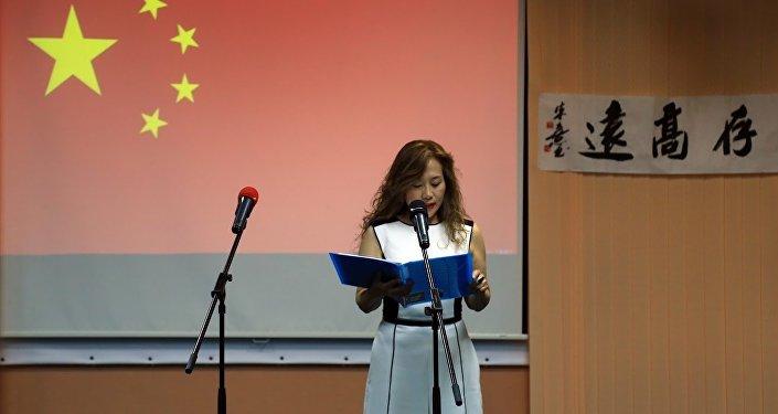 圖書館國慶歌舞晚會