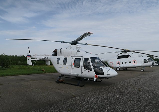 安薩特(Ansat)型直升機