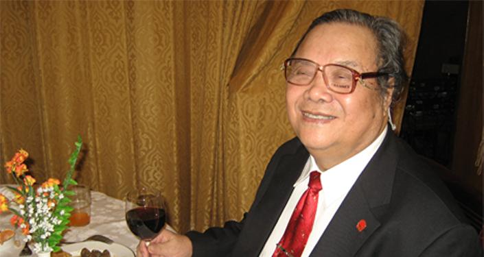 華聯會的創始人之一鄒厚功