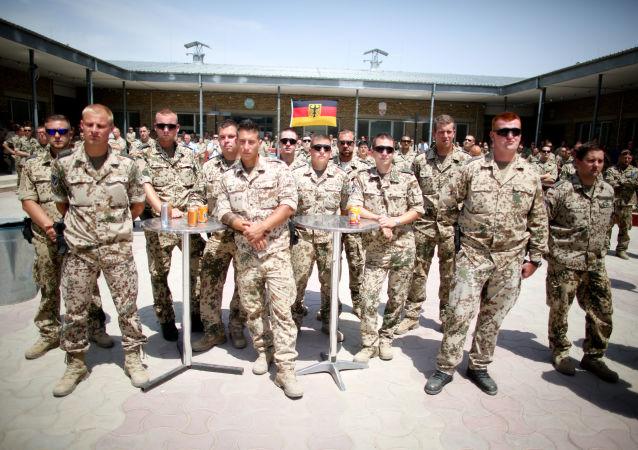 外媒:德國聯邦國防軍的境外行動自1992年起花費德國預算210億歐元