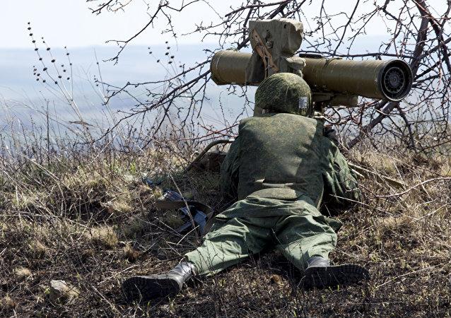 盧甘斯克領導人:必須大聲說出——頓巴斯發生的是「真正的內戰」