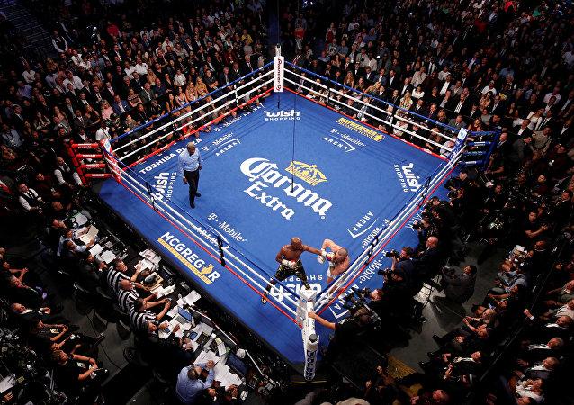 世界拳擊理事會請求國際奧委會保留拳擊作為奧運會項目