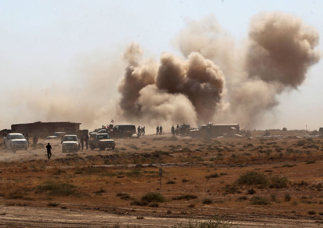 泰勒阿費爾:伊拉克聯邦警察發現充滿拷打審訊室和毒品的監獄