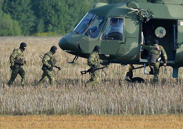 「西方-2017」聯合戰略演習