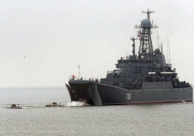 俄波羅的海艦隊編隊2019年將訪問10個國家