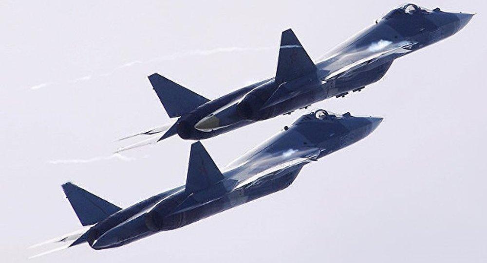 第五代戰機蘇-57