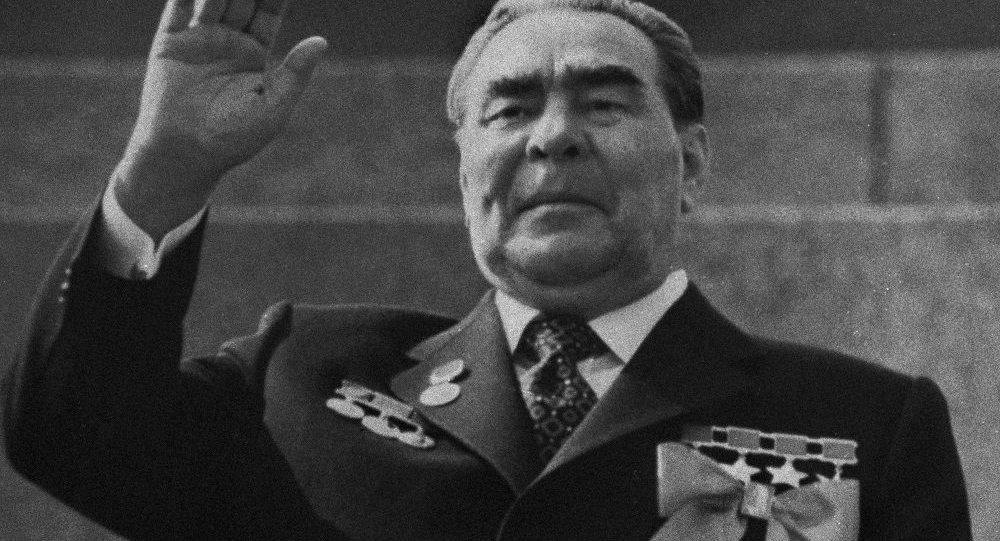 勃列日涅夫