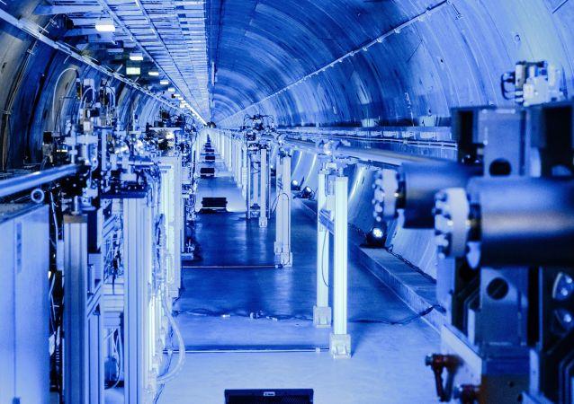歐洲X射線自由電子激光裝置(XFEL)