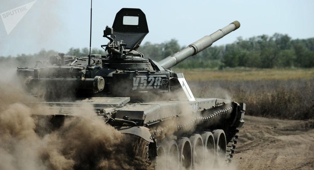 俄副總理認為在擁有T-72坦克情況下沒必要為軍隊大量裝備「阿瑪塔」坦克»
