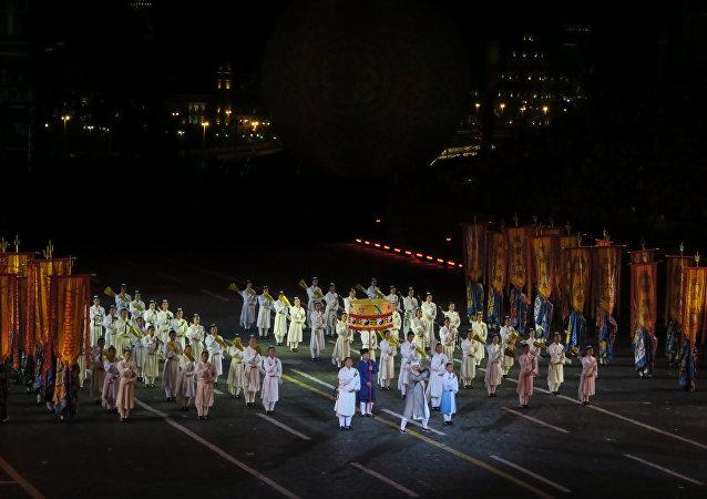 中國軍樂團將亮相2019「救世主塔樓」國際軍樂節